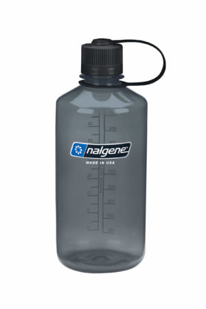 32oz Narrow Mouth Bottle Gray