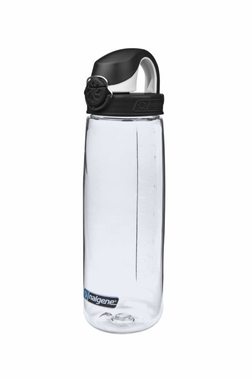 24oz OTF Bottle Clear with Black Cap