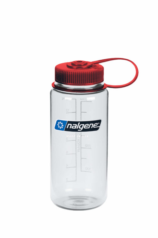 16oz Wide Mouth Bottle Clear