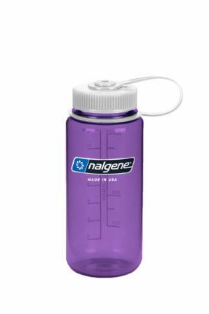 16oz Wide Mouth Bottle Purple