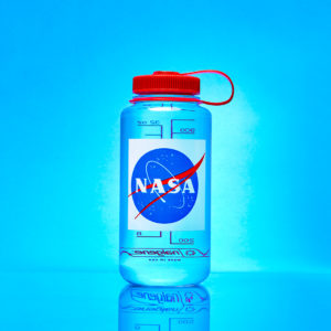 32oz Wide Mouth NASA Globe