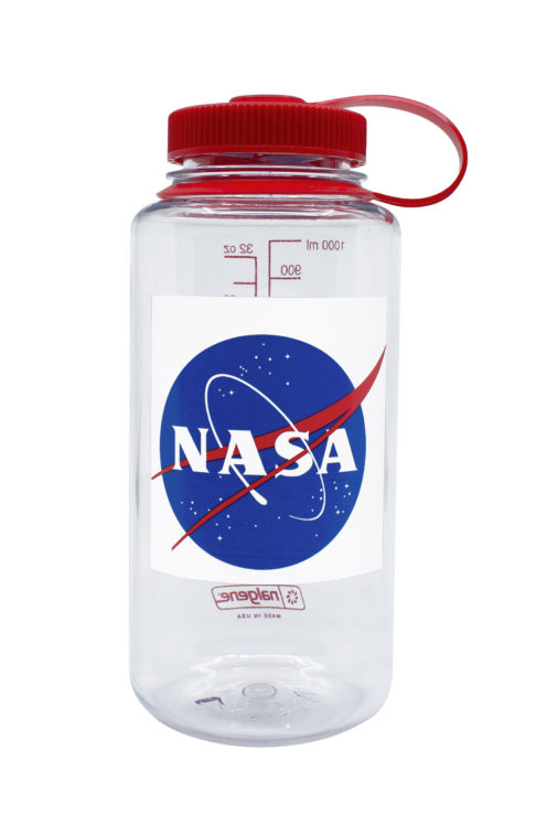 NASA Globe Bottle