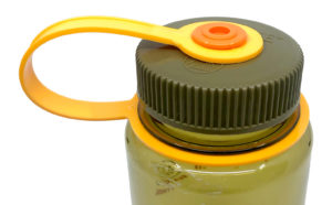 16oz Wide Mouth Sustain Olive Cap